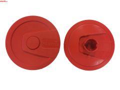 STARMIX set wielkappen voor achterwielen ISP, 408941