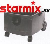 STARMIX ketel compleet met klemmen en wielen tbv IS en ISC serie,  441306