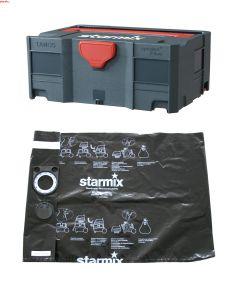 STARMIX Starbox II met PE opvangzakken 444475